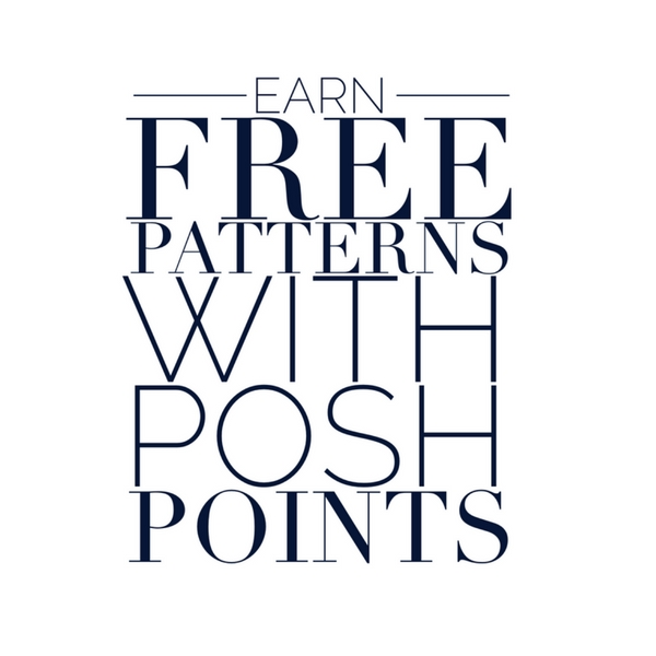 free posh patterns