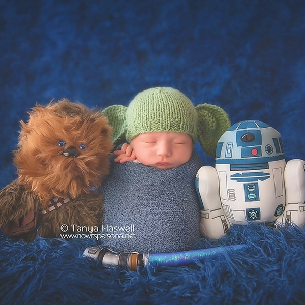 Free Knit Yoda Hat Pattern
