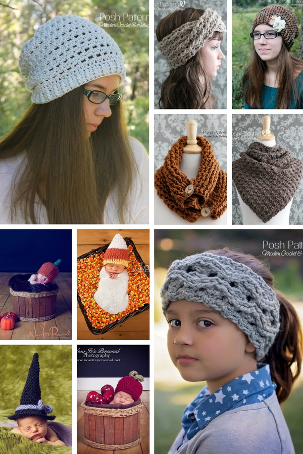 crochet patterns for fall