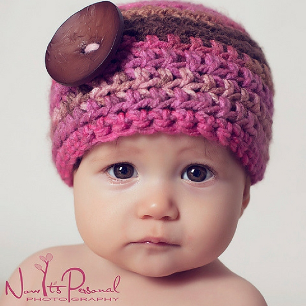 Easy Beanie Free Crochet Pattern For All Ages