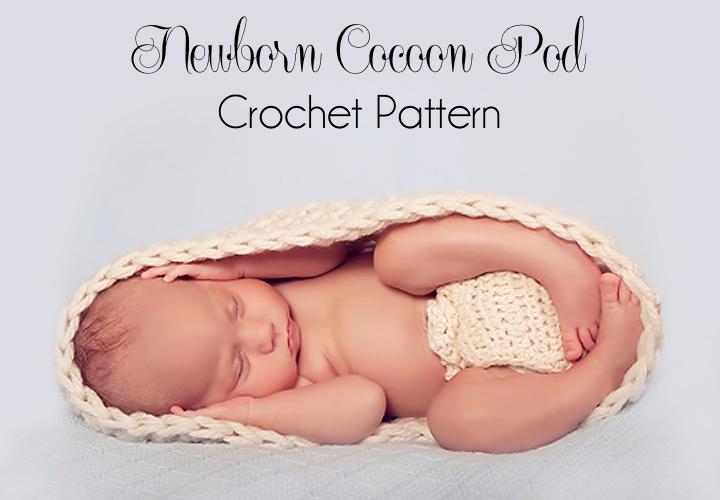 Free Newborn Cocoon Crochet Pattern