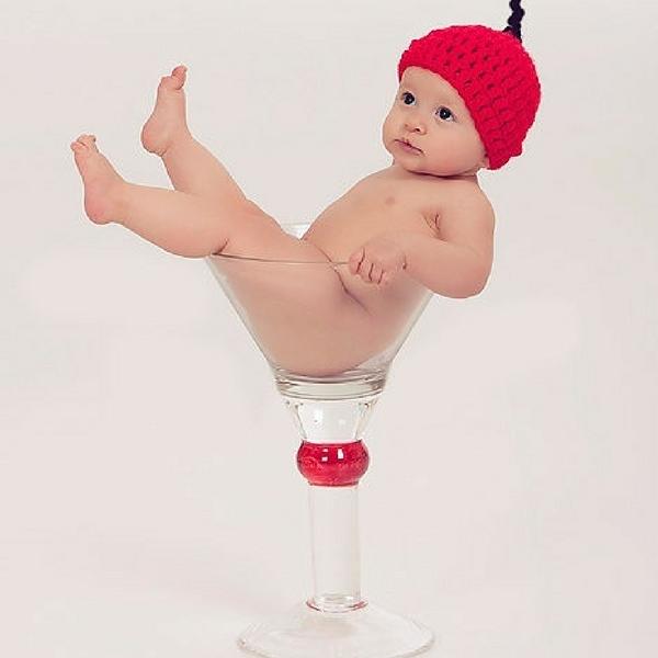 free crochet cherry hat pattern
