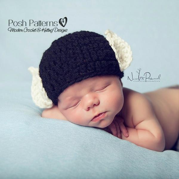 Baby Cupcake Hat Posh Patterns