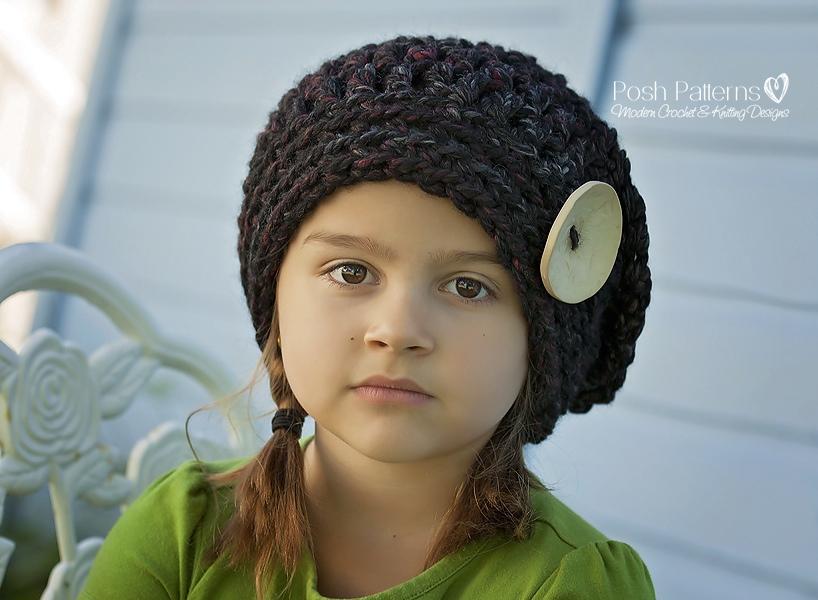Crochet Sock Monkey Hat Pattern