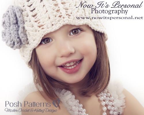 Free Crochet Lace Hat Pattern