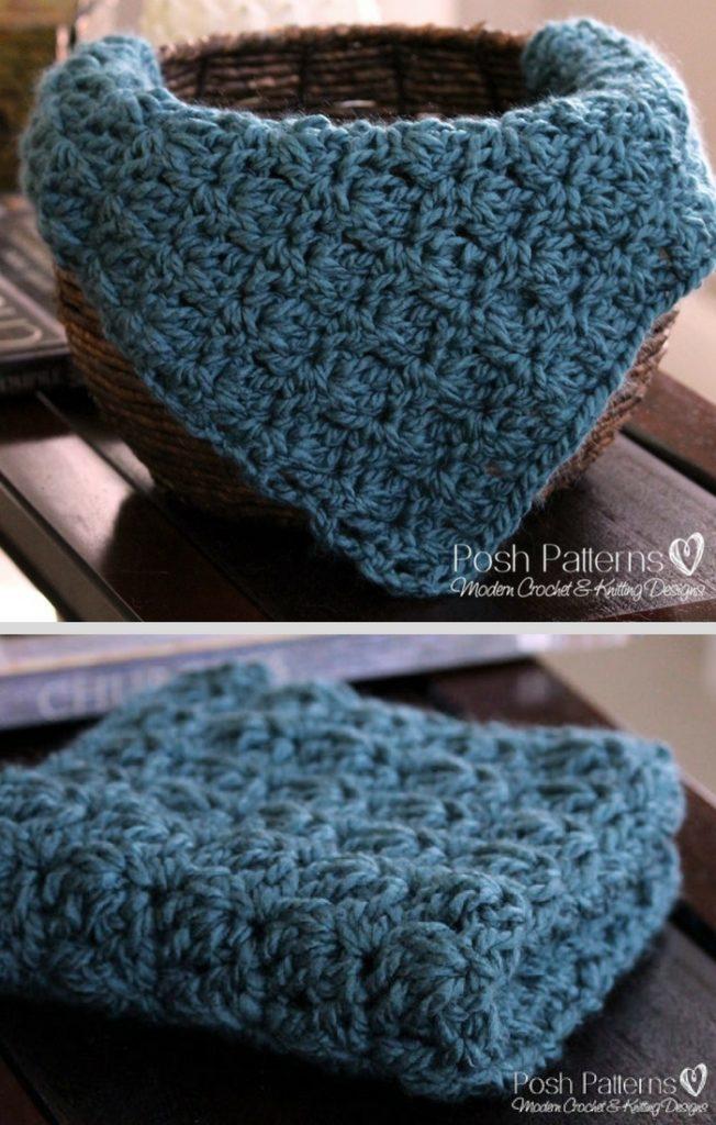 Free Baby Blanket Crochet Pattern