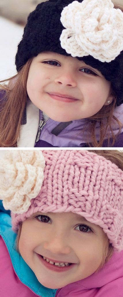 Easy Headband Knitting Pattern