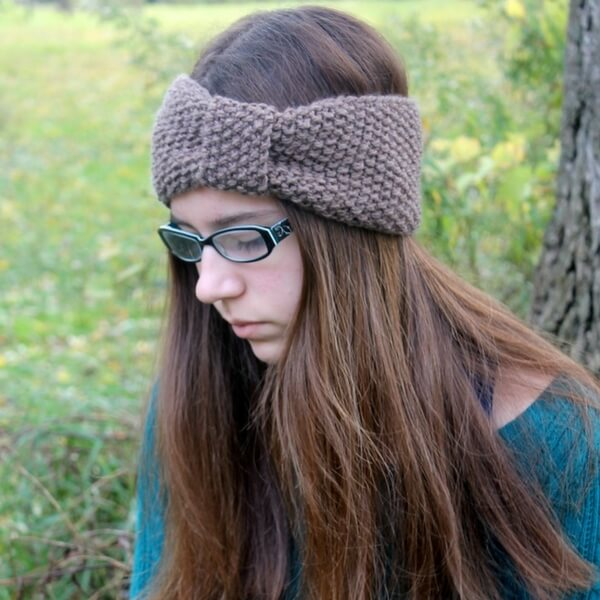 Free knitting patterns archives posh patterns seed stitch headband knitting pattern dt1010fo