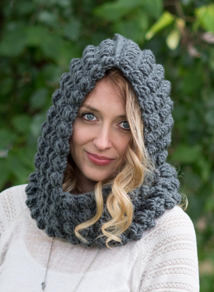 Crochet Hood Pattern Posh Patterns
