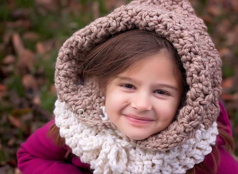 Free Crochet Hood Pattern
